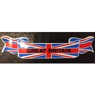 Aufkleber Great Brittain
