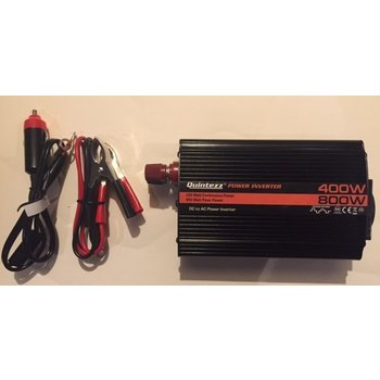 Quintezz Quintezz Power Inverter 24/220V, 400W