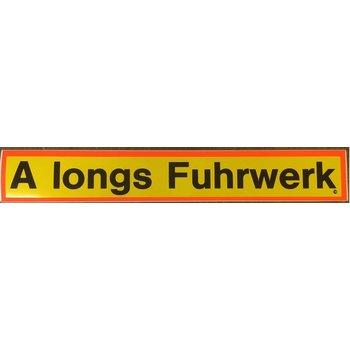 Sticker a longs Fuhrwerk