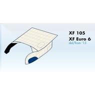 Tunnelhoes DAF XF105 / XF Euro 6