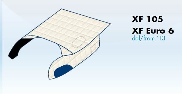 Alle matten & tunnelhoezen van DAF   Joostshop - Joostshop
