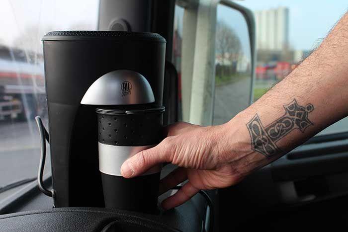 Welke koffiezet heb jij nodig in je vrachtwagen?