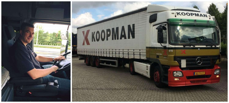 Trucker Martijn maakt zijn jongensdroom waar