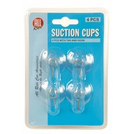 All Ride Suction cups with hooks