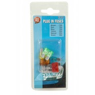All Ride Plug in fuses 6pcs