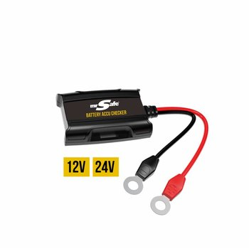 Mr Safe Battery Accu Checker BAC-100