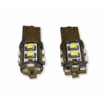 Quintezz GOLD EDITION LED T10/12LED/SMD