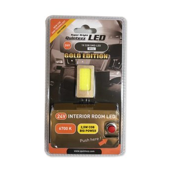 Quintezz GOLD EDITION LED 24V T10/T8/T11