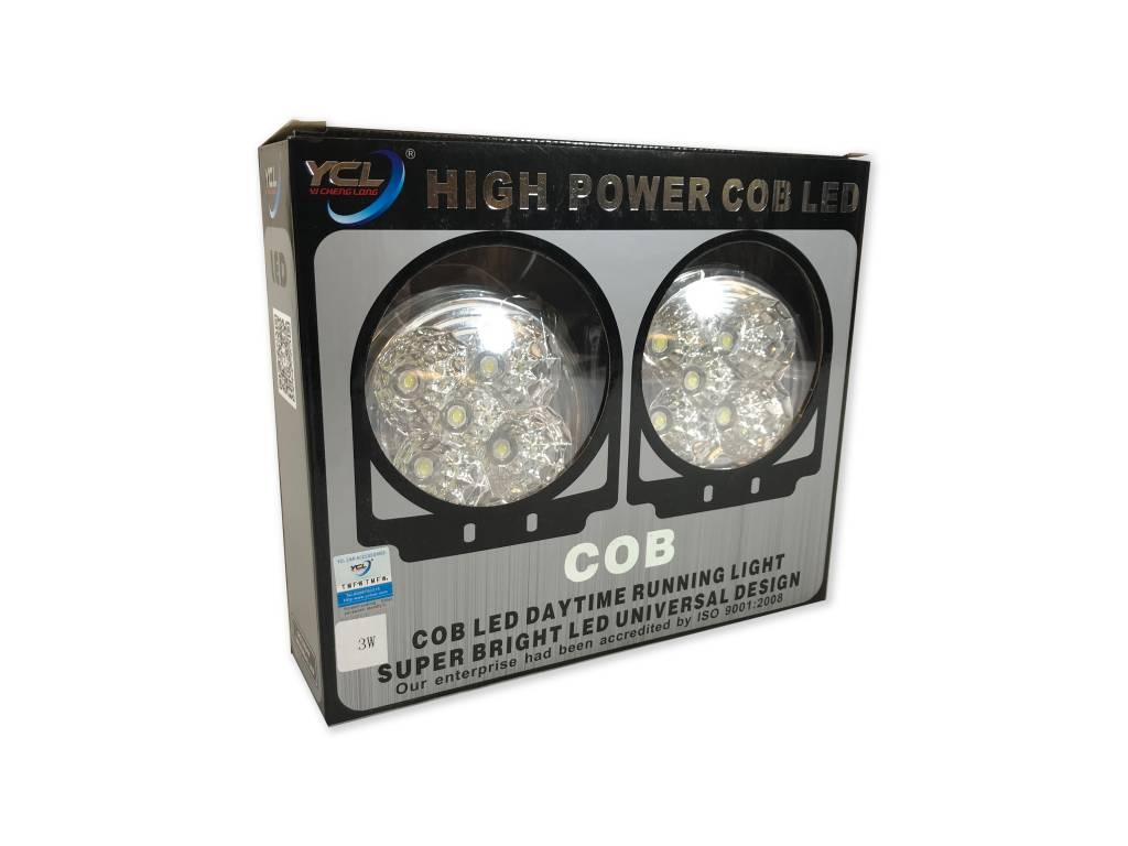 High Power COB LED lampen 12 VOLT - Joostshop