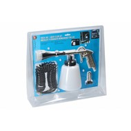 All Ride Cleaning set lucht/vloeistof