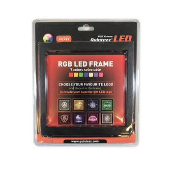 Quintezz RGB LED frame