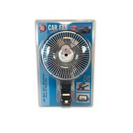 Ventilator 12V met klem