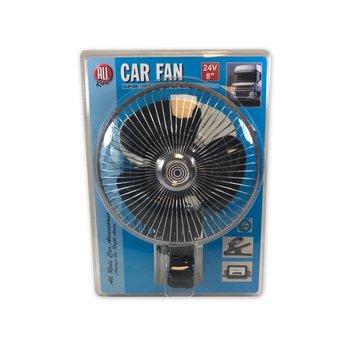 All Ride Ventilator 24V met klem 20cm