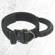 Tecdox Arbeitshalsband 45mm mit anti Rutsch Griff