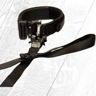 Tecdox Tactical WD collar & Tactical leash 120cm – 47inch