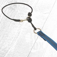 Tecdox Training Leash 1m – 39inch – rubber surface