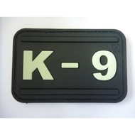 Rubber Patch K-9 - Nachtleuchtend