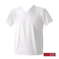 SET Set T-Shirt 56078 wit