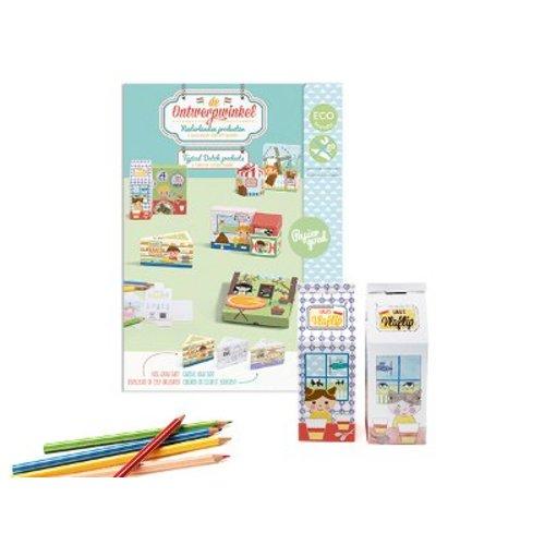 Papiergoed Ontwerpwinkel Nederlandse Producten