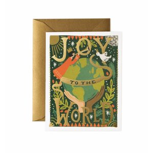 Rifle Paper Co. Kerstkaart Joy