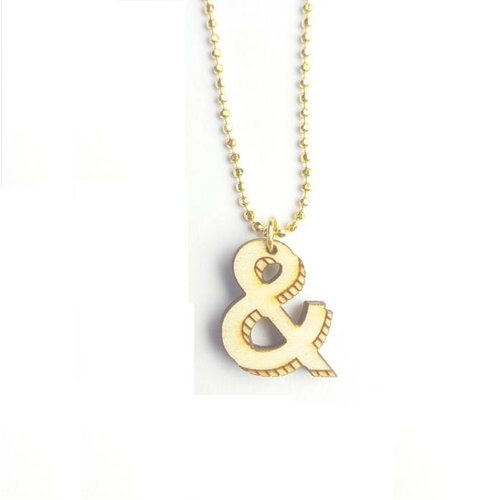 All Things We Like Ketting Ampersand