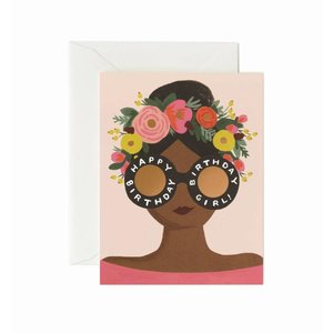 Rifle Paper Co. Wenskaart Flower Crown