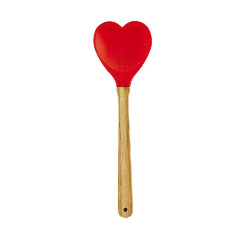 Rice Pollepel Heartshaped spoon