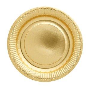 Rice Papieren borden Goud