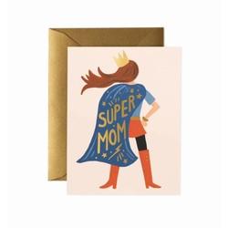 Rifle Paper Co. Wenskaart Super Mom