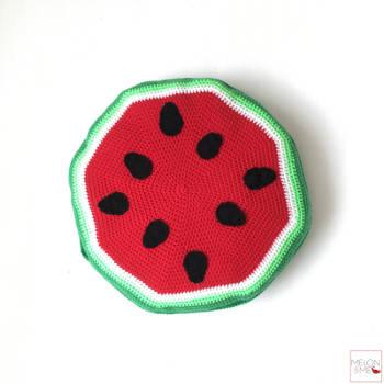 watermeloen-kussen