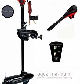 aqua-marina.nl Elektrische buitenboordmotor 62LBS (12 Volt)