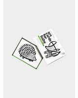 Wee Gallery Baby Art Cards van Wee Gallery Woodlands