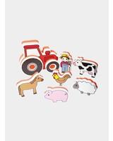 Meadow Kids Meadow Kids Bouw een tractor Badfiguren