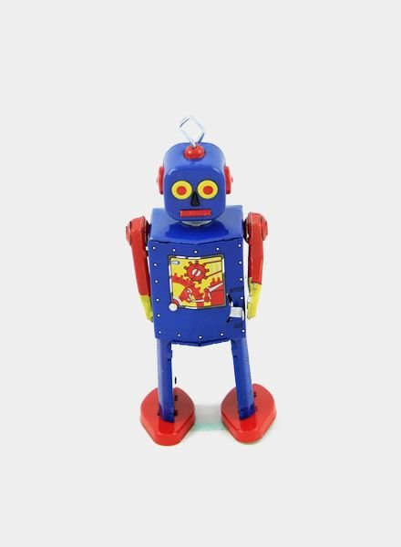 St. John Neutron Robot