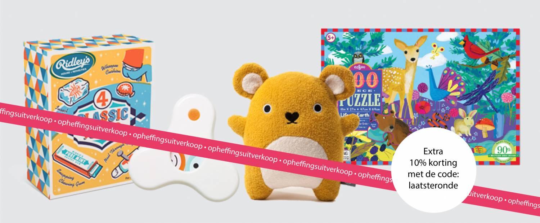 Banner Home Retro Speelgoed Robots Uitverkoop Sale Opruiming Korting