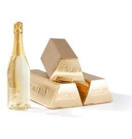 Elfenhof Gold Sekt 0,75 l. in goudstaaf verpakking