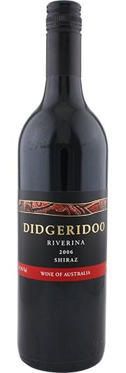 Didgeridoo Didgeridoo, Shiraz, Red wine