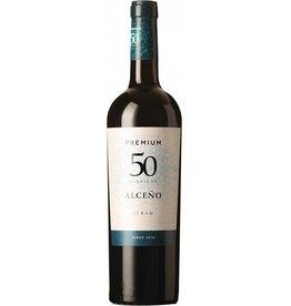Alceño Alceño, Syrah, Premium,  50 Barricas, D.O. Jumilla