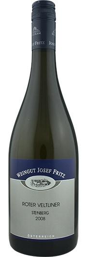 Josef Fritz Josef Fritz, Roter Veltliner, Steinberg, Wagram