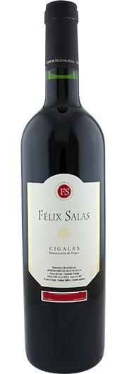 Felix Salas Felix Salas, Crianza, D.O. Cigales