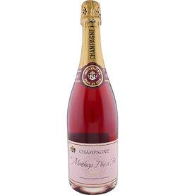 Monthuys Père et Fils Monthuys Père et Fils, A.C. Champagne Rosé Brut