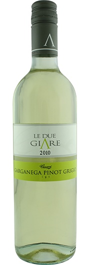 Le Due Giare Le Due Giare, Garganega-Pinot Grigio, I.G.T. delle Venezie
