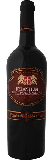 Feudo di Santa Croce Feudo di Santa Croce, Byzantium, D.O.C. Primitivo di Manduria