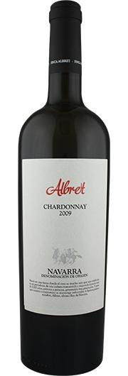 Finca Albret Finca Albret, Chardonnay Oak Aged, D.O. Navarra