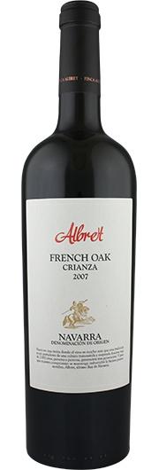 Finca Albret Finca Albret, Crianza French Oak, D.O. Navarra