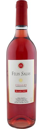 Felix Salas Felix Salas, Rosado, D.O. Cigales