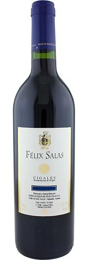 Felix Salas Felix Salas, Tinto Joven, D.O Cigales