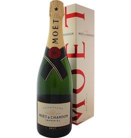 Moët et Chandon Moët et Chandon, Champagne Brut Imperial 0,75 l. in giftbox