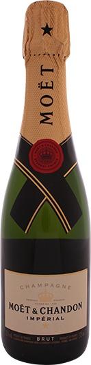 Moët et Chandon Moët et Chandon, Champagne Brut Imperial Demi 0,375 l.