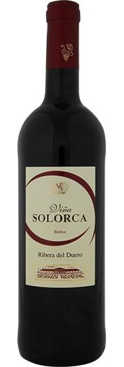 Viña Solorca Viña Solorca, Barrica, D.O. Ribera del Duero